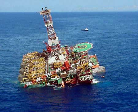 Cleddau Com - Oil Rig Jobs / How To Get A Job On An Offshore Oil Rig